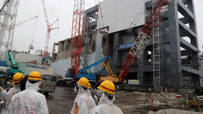 Japan to begin removal of fuel rods from Fukushima plant