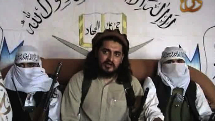 Pakistani Taliban commander Hakimullah Mehsud. (AFP Photo)