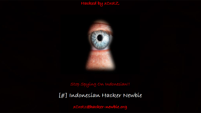 Indonesian 'Anonymous' hackers deface scores of Australian websites in revenge over spying
