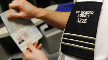 Britons reporting record levels of anti-immigration attitudes