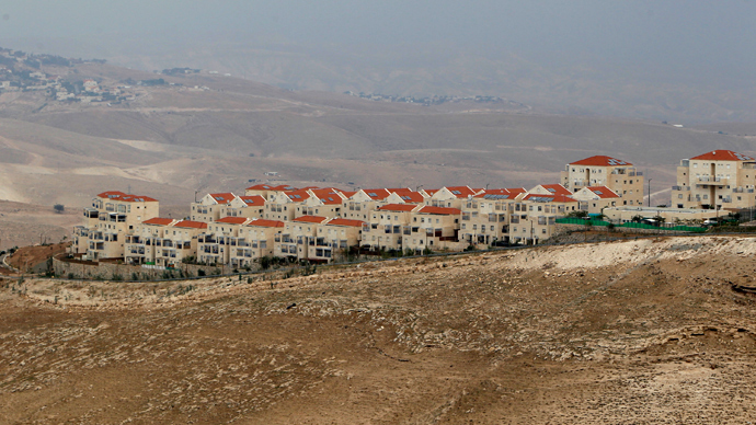 US peace effort wavers as Israel issues tenders for new settlement homes