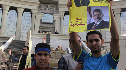 Back to days of Mubarak? Egypt's police clash with activists as protest law takes effect