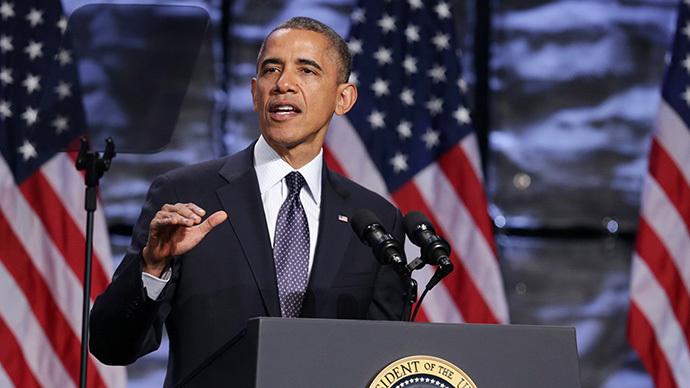 U.S. President Barack Obama (AFP Photo / Alex Wong)