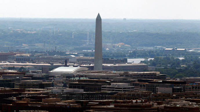 One-third of DC covered by acoustic sensors