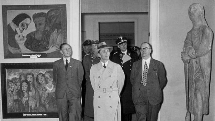 'Looted by Nazis': Jewish group demands Germany return art trove discovered in 2011