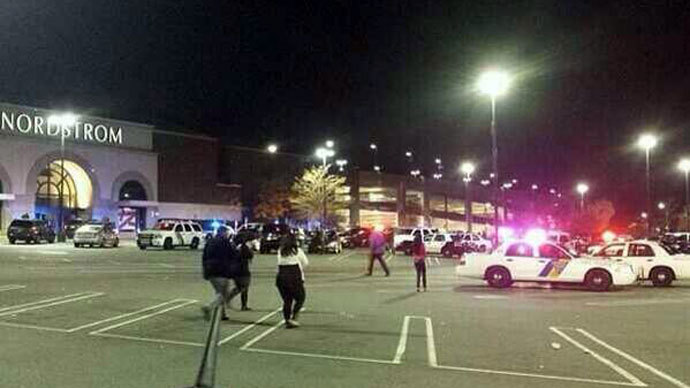 New Jersey mall gunman found dead of self-inflicted gun wound