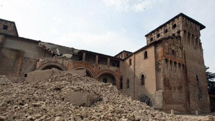 Mafia shakedown: EU relief funds for L'Aquila earthquake 'misused' by criminals