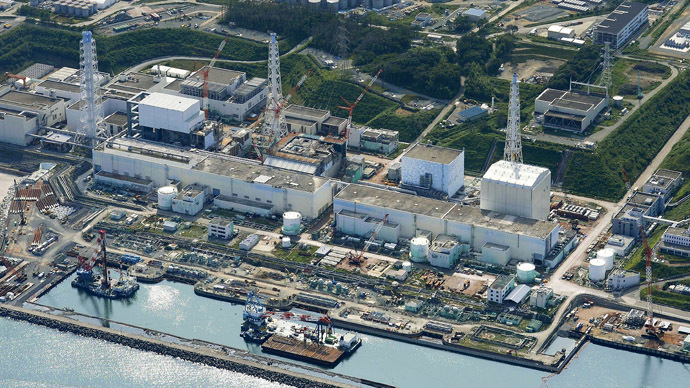 Plumes of mysterious steam rise from crippled nuclear reactor at Fukushima