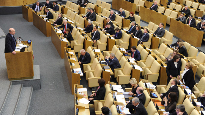 No place for Sharia law in Russia - senior MP