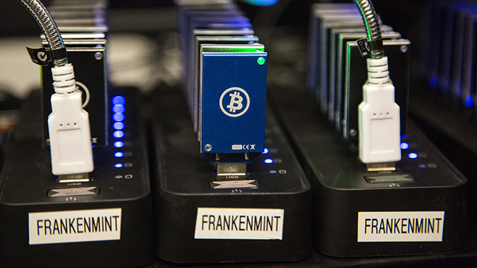 Bitcoin currency could be crashed by colluded attack, researchers claim