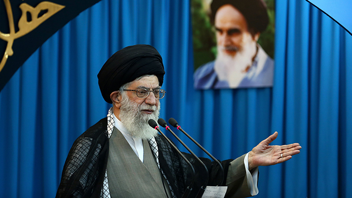 Ayatollah Ali Khamenei (AFP Photo / Iranian Presidency)