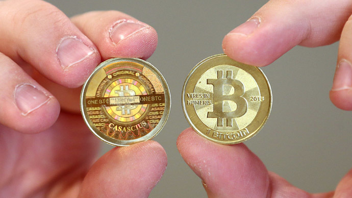 Bitcoin boom: Virtual currency hits all-time high of $309