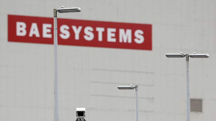 British defense giant BAE systems to cut 1,775 jobs, stop shipbuilding at Portsmouth