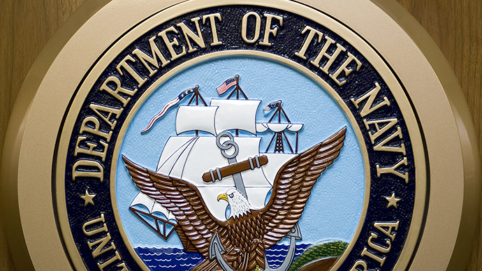 Third high-ranked Navy official arrested in 'secrets for hookers' bribery scandal