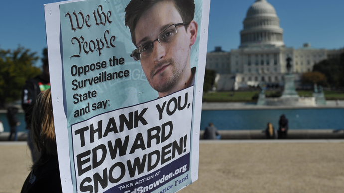 Snowden 'asked' for colleagues' logins, passwords to access classified NSA data