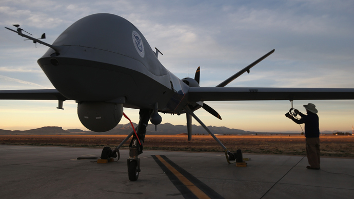 US military report predicts drone swarms, highly autonomous UAVs