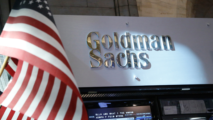 Goldman Sachs pushes to end 100 hour Wall Street work week