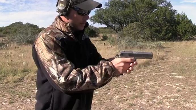 World's first 3D printed metal gun unveiled (VIDEO)