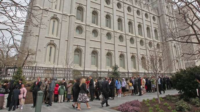 ​'Sealed for eternity' to 40 wives: Mormon Church confirms founder's polygamy