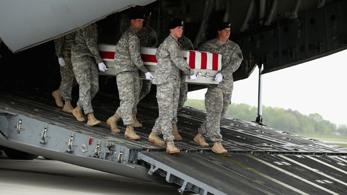 Afghan combat deaths nearly double in 2013 fighting season, US casualties drop