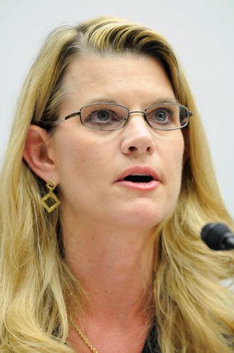 Rebecca Mairone.(Reuters / Jonathan Ernst)