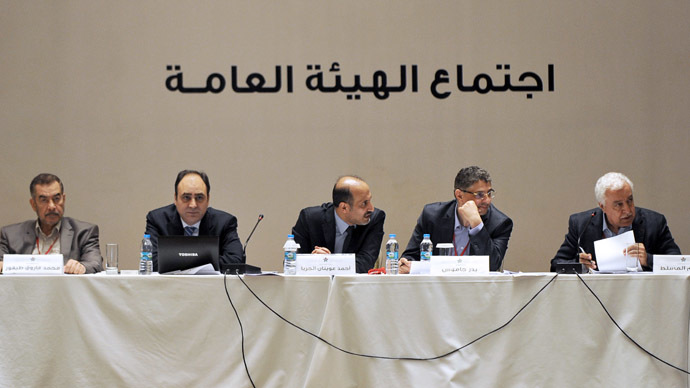 Syrian opposition agrees to attend Geneva talks with preconditions – SNC statement