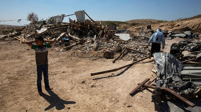 ​Israel defers controversial Bedouin relocation plan