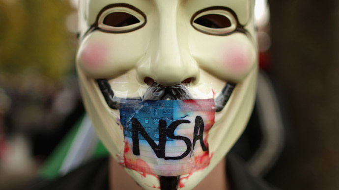 Anonymous factions threaten cyber-war on one another over anti-NSA hacks