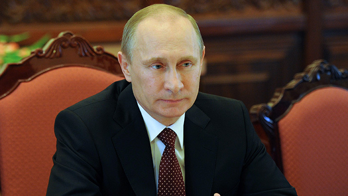 """Russia supports Koreas' drive for unification as """"natural process"""" - Putin"""