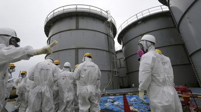 Japan brainstorms new measures to stop radioactive leak at Fukushima