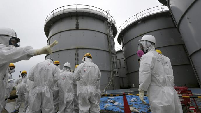 AFP Photo / Kimimasa Mayama / Pool