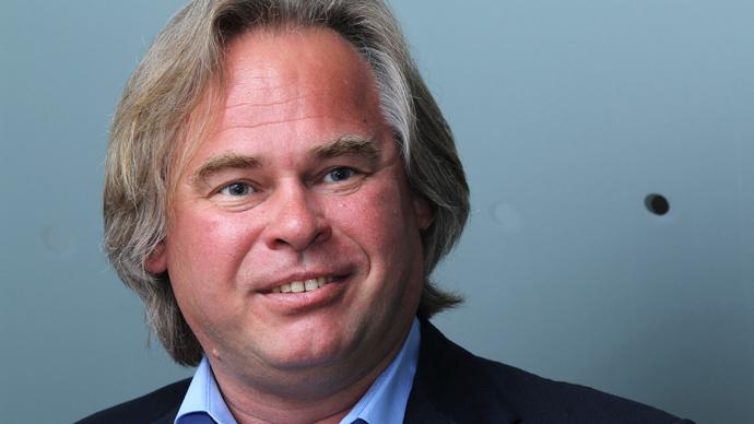 Kaspersky Lab CEO and Co-founder Eugene Kaspersky (Reuters / Benjamin Beavan)