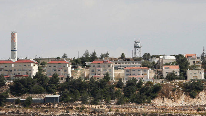 Israel 'eyes long term plans' to build 24,000 more settler homes