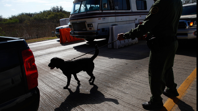 Border patrol agents go to jail after forcing drug smugglers to eat pot