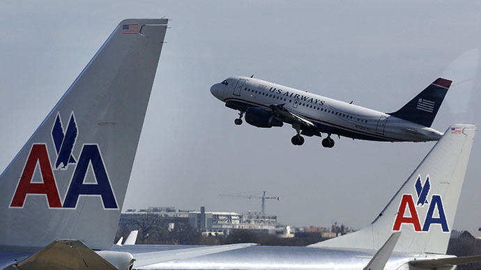 Flying high: US regulator Okays $17bn AA - US Airways merger