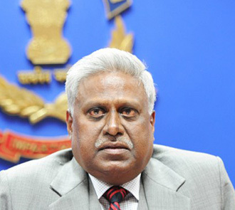 Ranjit Sinha (AFP Photo / Sajjad Hussain)