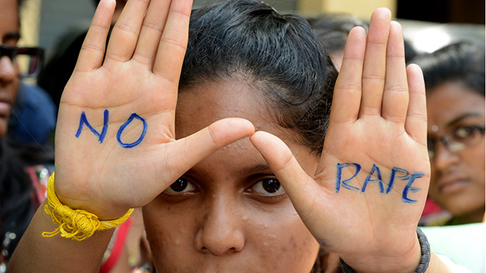 'Enjoy rape' remark puts India's top investigator under fire