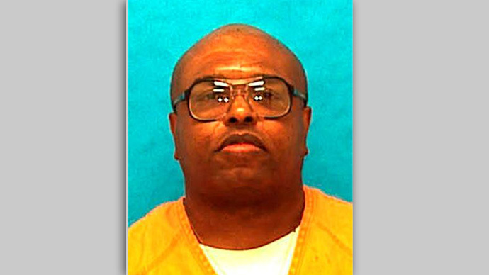 Darius Kimbrough (Photo courtesy of the Florida Department of Corrections)