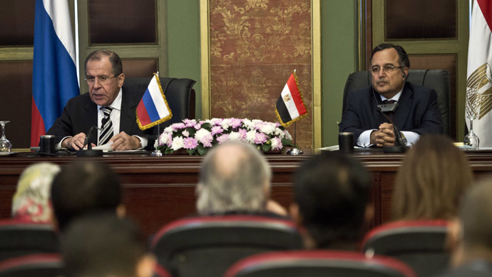 Egypt seeks to bring friendship with Russia to 'Soviet level'