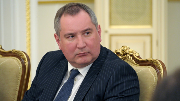 Western sanctions will only strengthen Russian industry – Rogozin