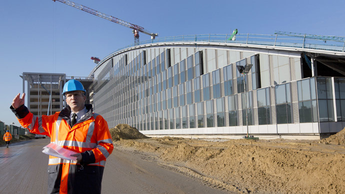 Ego building? NATO erects $1bn HQ as members slash military spending