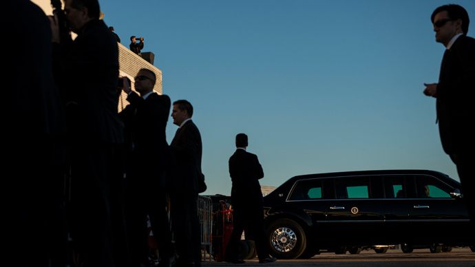 Obama's elite Secret Service agents removed over sexual misconduct allegations
