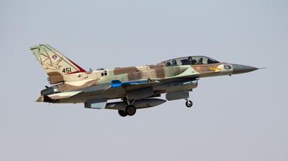 Palestinian toddler dead as Israel sends jets, tanks in retaliatory Gaza op