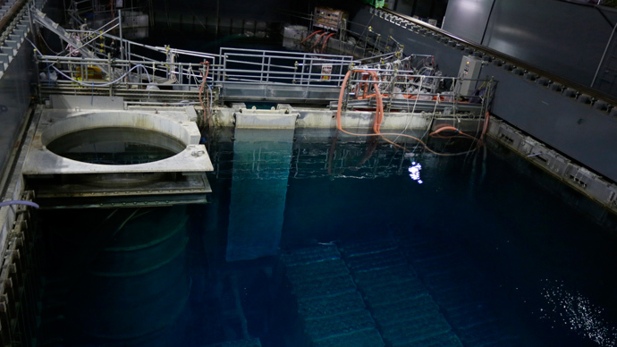 Some Fukushima fuel rods were damaged before 2011 catastrophe