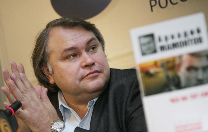 Arkady Mamontov (RIA Novosti / Ruslan Krivobok)