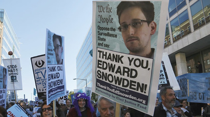 UN envoy 'shocked' by UK's 'unacceptable' persecution of The Guardian over Snowden leaks