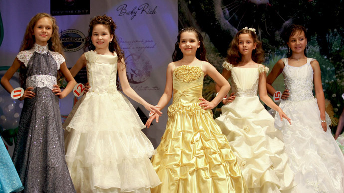 Russian anti-gay crusader seeks ban on child beauty pageants