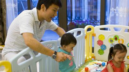 Chinese doctors remove dandelion growing inside baby girl's ear