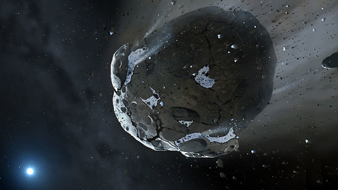 Asteroids should be colonized or used as transport to planets, Russian scientists say