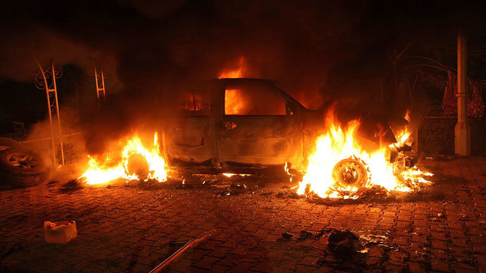 14 dead, 30 wounded as militia, govt forces clash in Libya's Benghazi (PHOTOS)